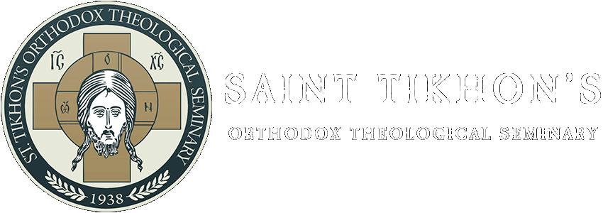 St  Tikhon's Orthodox Theological Seminary - Free Online Books