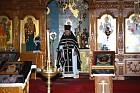 Fr. Michael Lepa receives the blessing of His Beatitude, Metropolitan Herman.