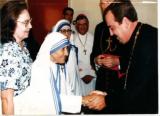 Fr. John Meets Mother Teresa