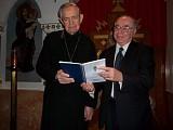 Fr. Igor with Dr. Dimitri Petro